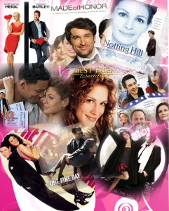 Top 10 Romantic comedies