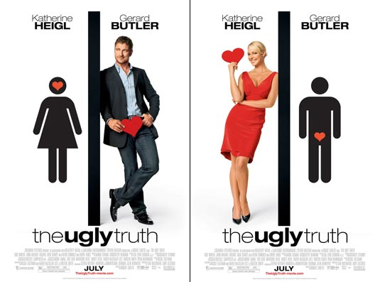 The ugly truth - Movie review