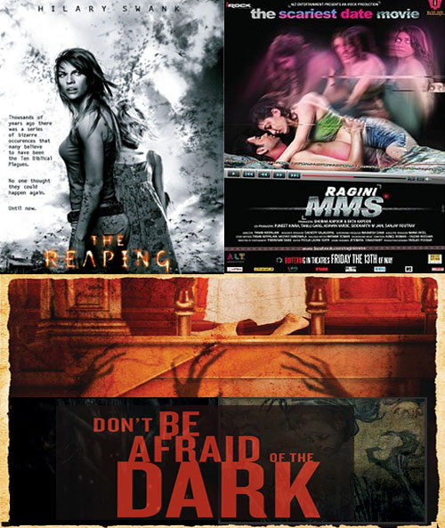 Scary movies weekend special